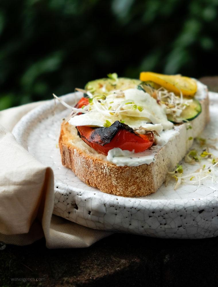 Fotoworkshop | Gegrilltes Gemüse | Sandwich | waseigenes.com