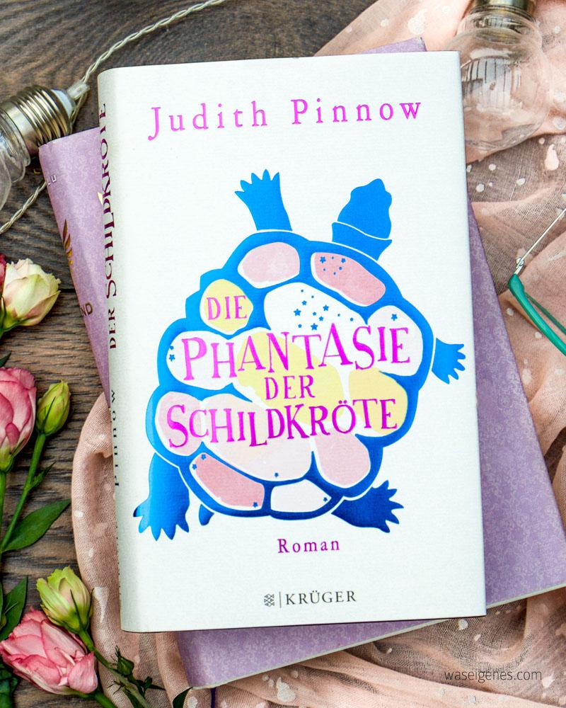Buchtipp: Die Phantasie der Schildkröte | Judith Pinnow | waseigenes.com DIY Blog