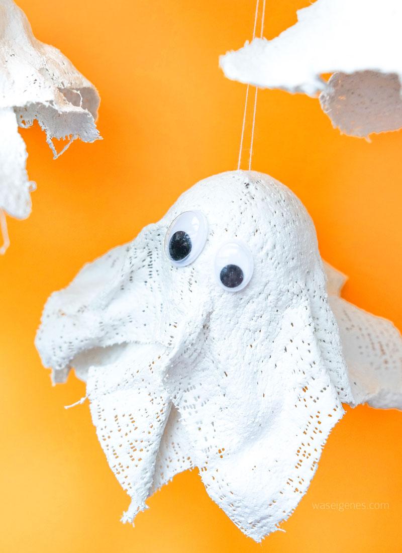 Hui Buh Diy Gespenster Aus Gips Halloween Deko Mit Kindern Basteln