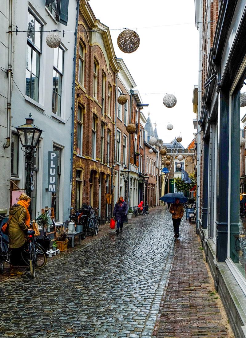 Ein Vormittag in Leiden | Stadt Leiden in der niederländischen Provinz Südholland | waseigenes.com