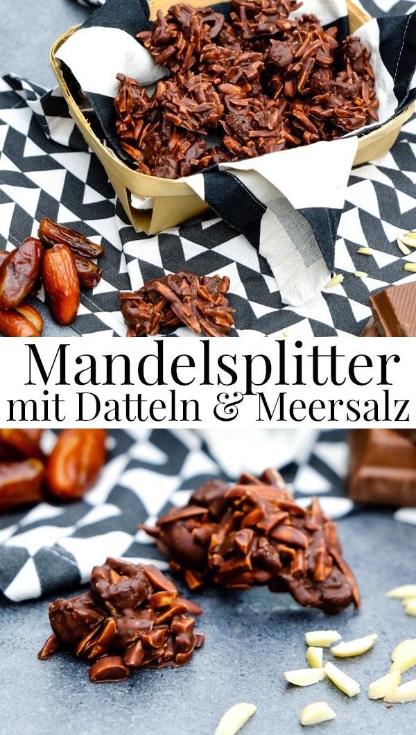 Rezept süß-salzige Mandelsplitter mit Datteln und Meersalz | waseigenes.com