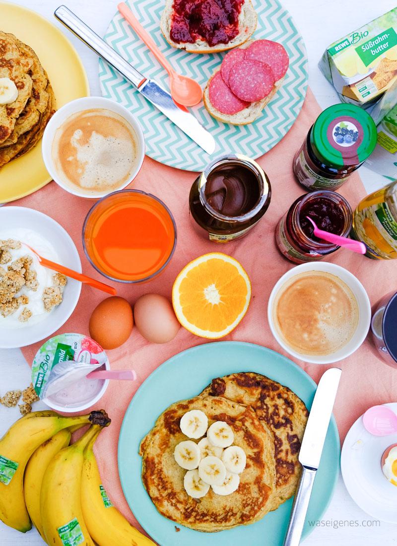 Rezept: Banenenpfannkuchen mit Ahornsirup | Vitaminreich durch den Winter | bio Produkte | Frühstück | waseigenes.com
