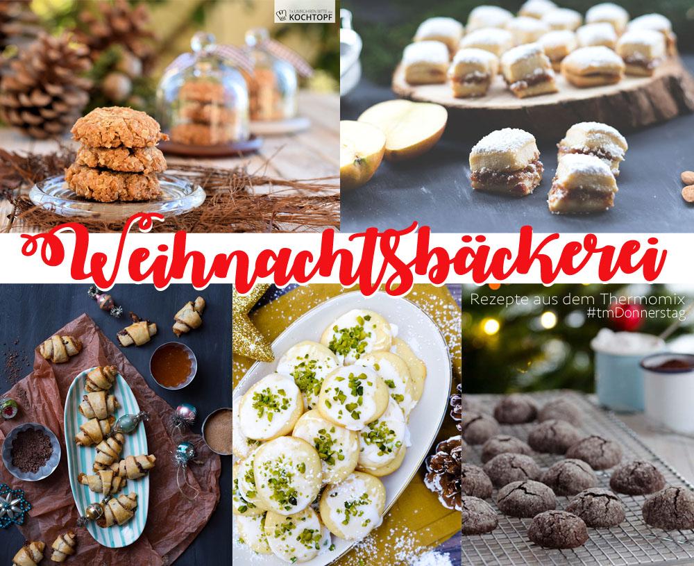 5 Rezepte Weihnachtsplätzchen aus dem Thermomix | #tmDonnerstag | waseigenes.com