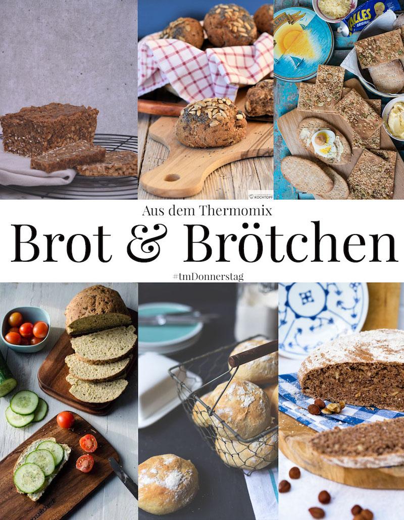 Rezept Nussbrot | Thermomix Rezept | Brot mit Walnüssen und Haselnüssen selber backen | Brot & Brötchen aus dem Thermomix | Thermomix Rezept | waseigenes.com