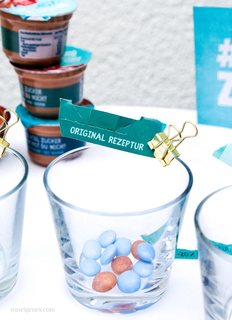 Wieviel Zucker brauchst du noch? #dubistzucker, Schokoladenpudding Originalrezeptur | waseigenes.com