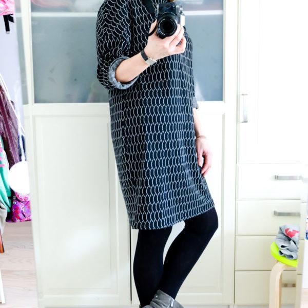 DIY Strickkleid selber nähen | waseigenes.com