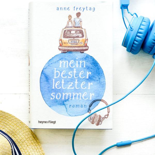 Buchtipp: Mein bester letzter Sommer von Anne Freytag, waseigenes.com