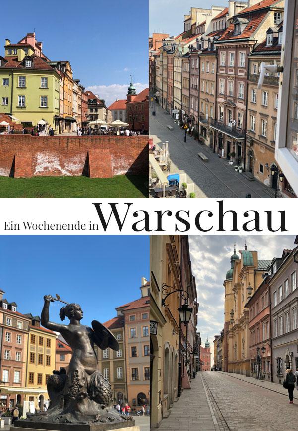 Ein Wochenende in Warschau | waseigenes.com
