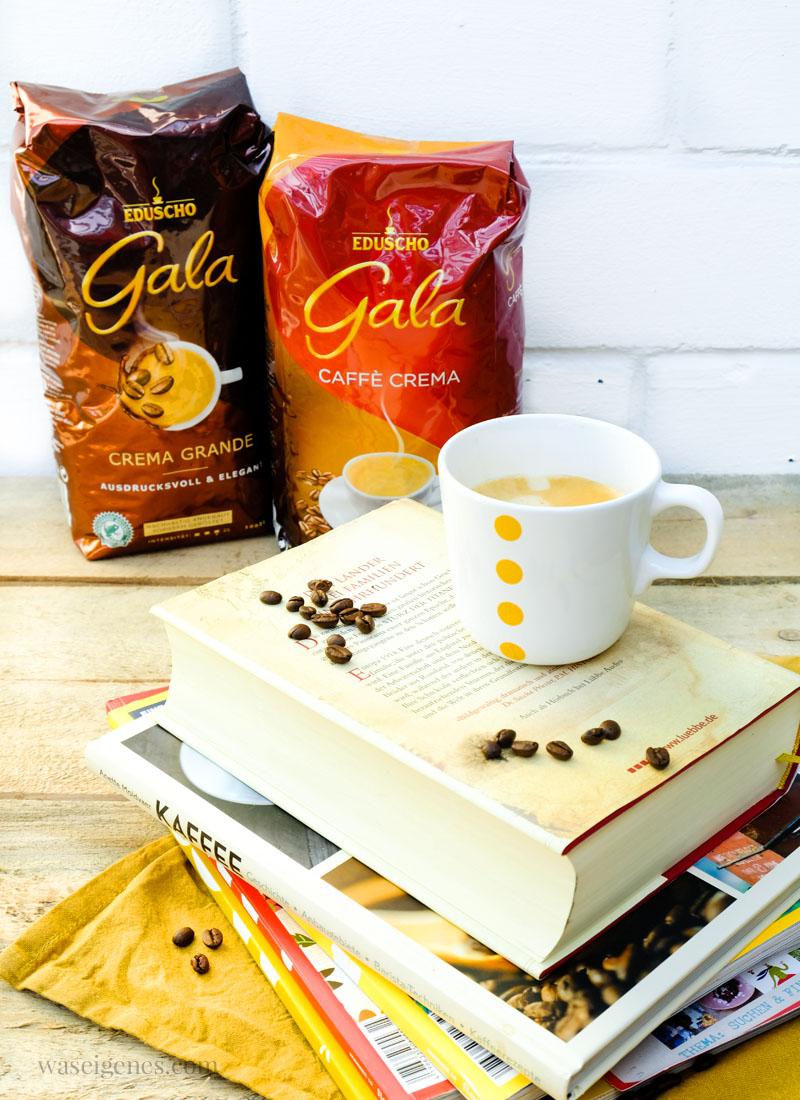Nimm' Dir mal wieder eine Auszeit! Lass uns Kaffee trinken | Caffè Crema | waseigenes.com