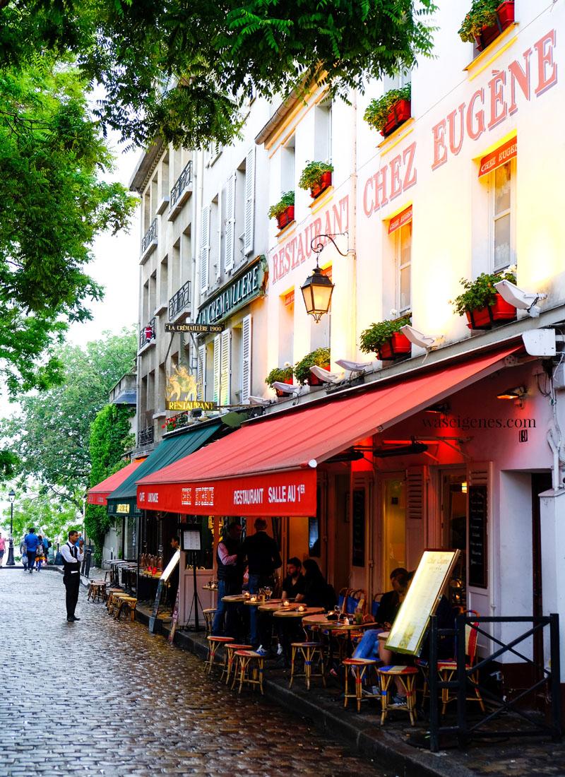 Paris Montmartre Chez Eugène | waseigenes.com