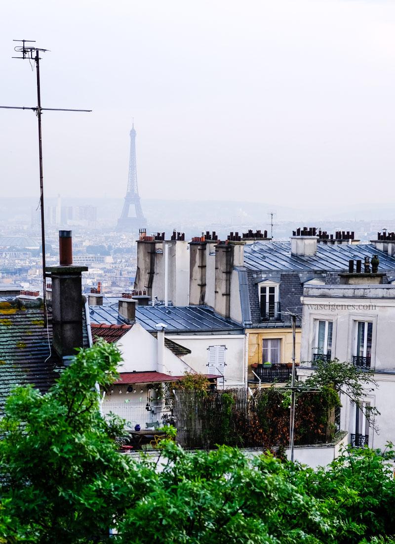Paris Montmartre Eiffelturm | waseigenes.com