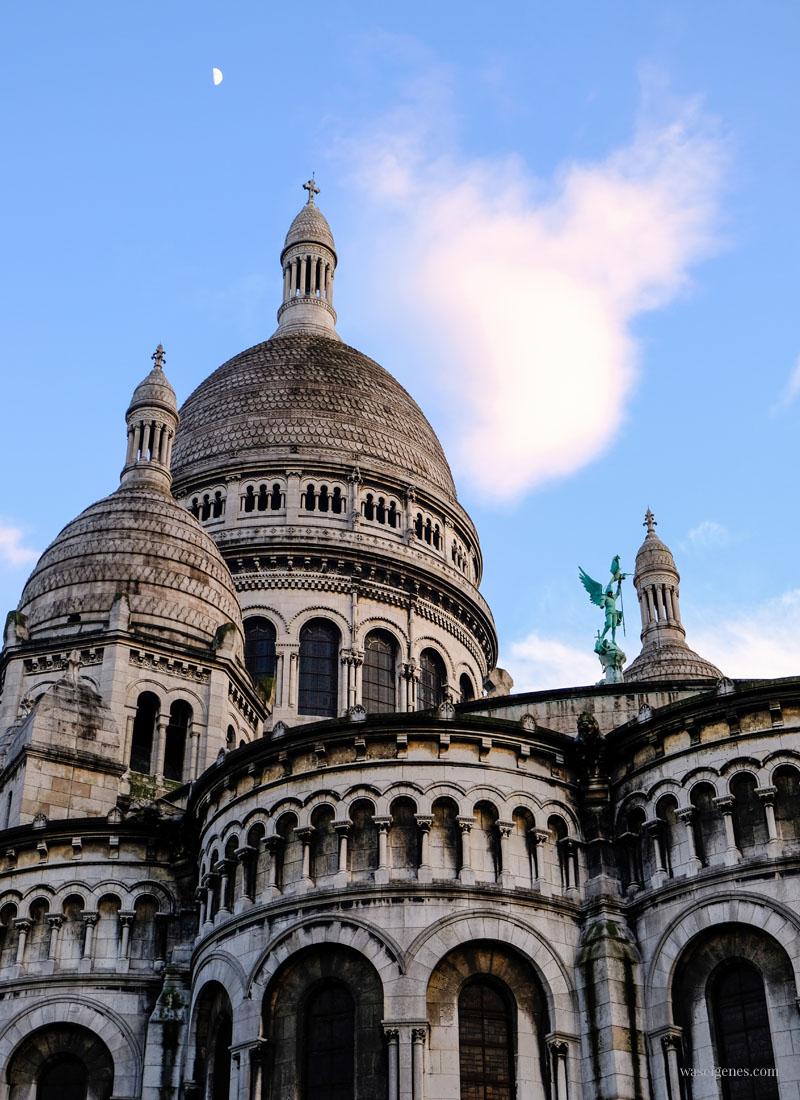Paris Montmartre | Basilika Sacré-Cœur de Montmartre | waseigenes.com