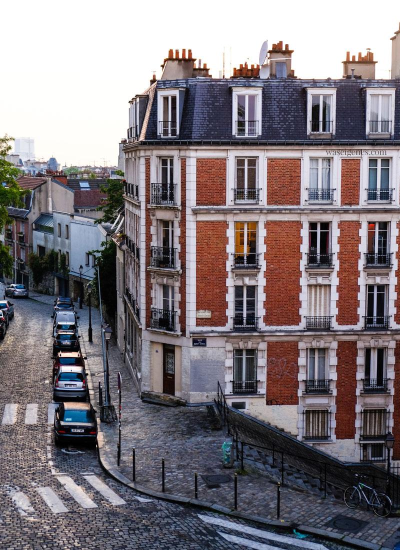 Paris Montmartre | Rue Saint Vincent | waseigenes.com