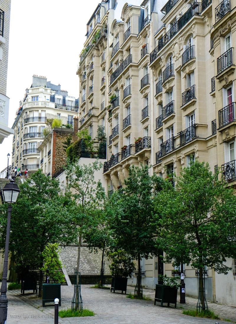 Paris: Montmartre | Rue du Mont-Cenis | waseigenes.com