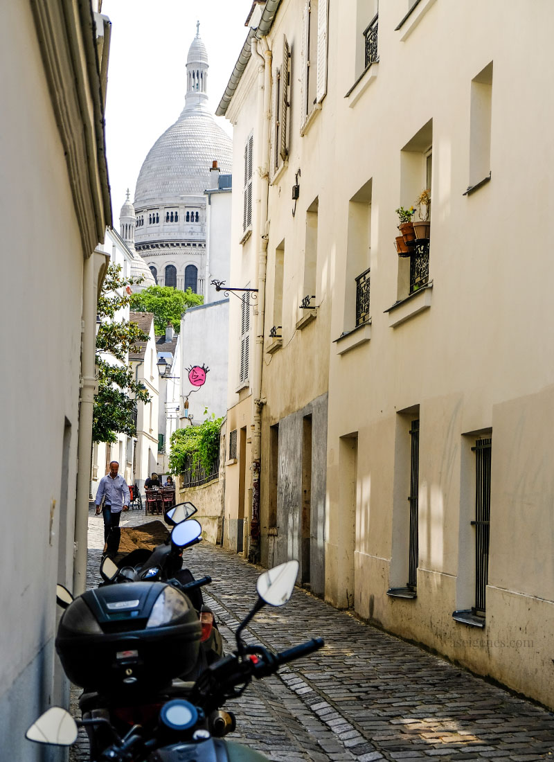 Paris Montmartre | Basilika Sacré-Cœur | waseigenes.com