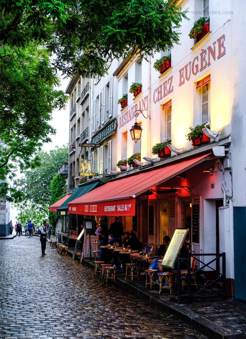 Paris Montmartre | Place du Tertre | waseigenes.com