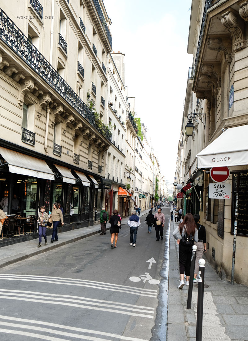Paris: Île Saint-Louis | waseigenes.com