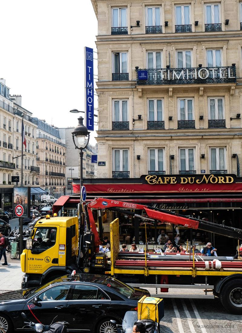 Sightseeing Paris | waseigenes.com - Café du Nord