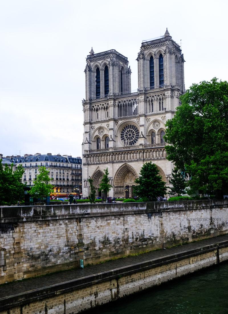 Sightseeing Paris | waseigenes.com - Notre-Dame
