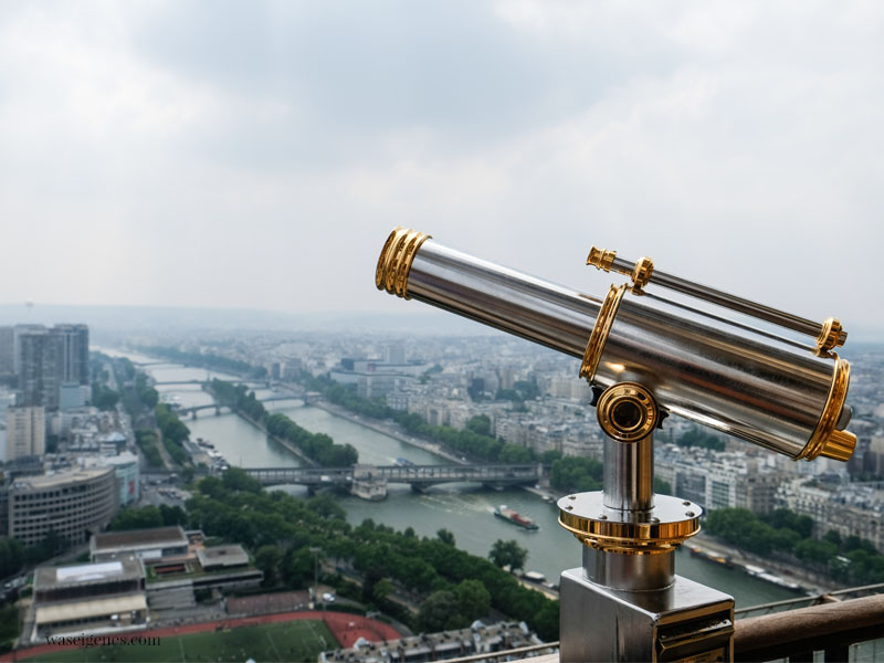 Sightseeing Paris: Der Eiffelturm | waseigenes.com