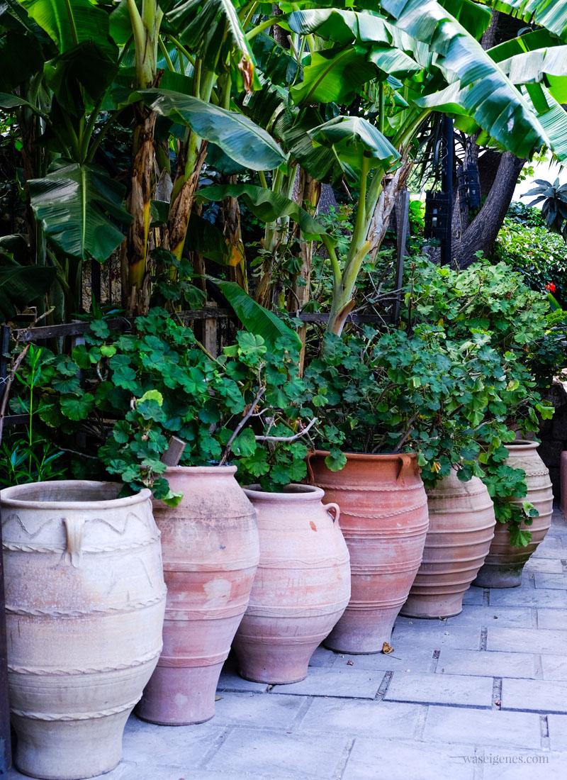 Griechenland - Rhodos Stadt | Städtetour | Socratous Garden | waseigenes.com