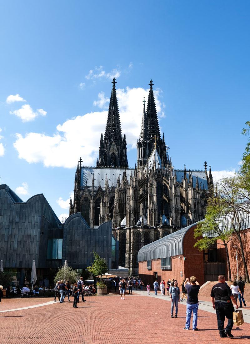 Stadtführung durch Köln | Sightseeing Köln | waseigenes.com - Heinrich Böll Platz