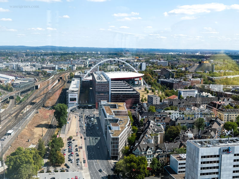 Stadtführung durch Köln | Sightseeing Köln | waseigenes.com - KölnArena Lanxess Arena