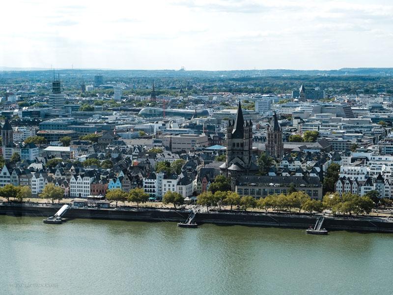 Stadtführung durch Köln | Sightseeing Köln | waseigenes.com - Kölner Altstadt