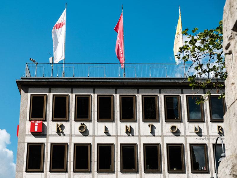 Stadtführung durch Köln | Sightseeing Köln | waseigenes.com - Köln Tourismus Office