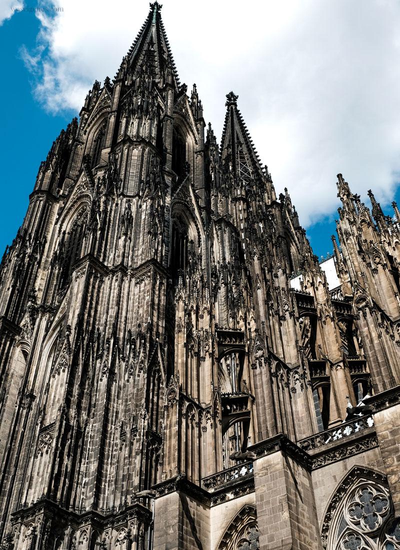 Stadtführung durch Köln | Sightseeing Köln | waseigenes.com - Kölner Dom