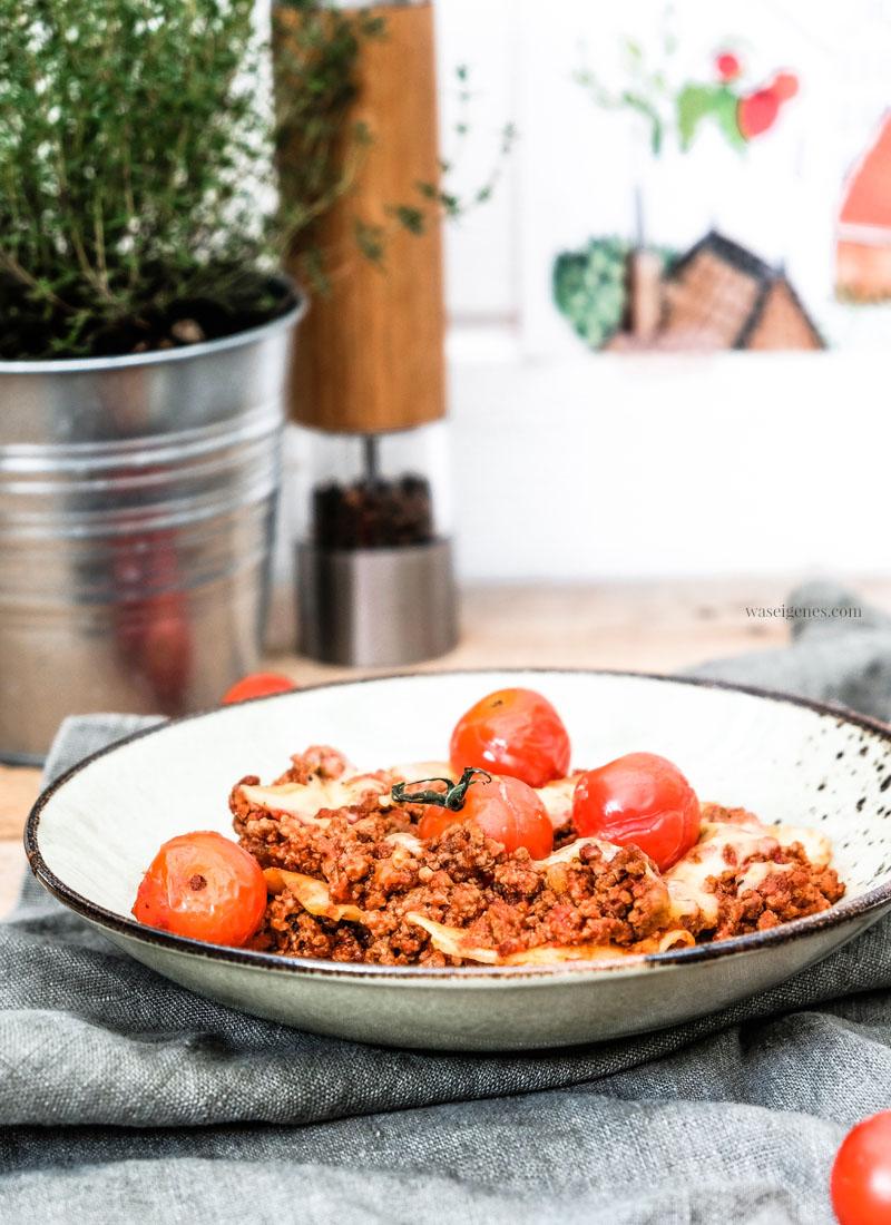 Einfach göttlich: Lasagne | Rezept | waseigenes.com
