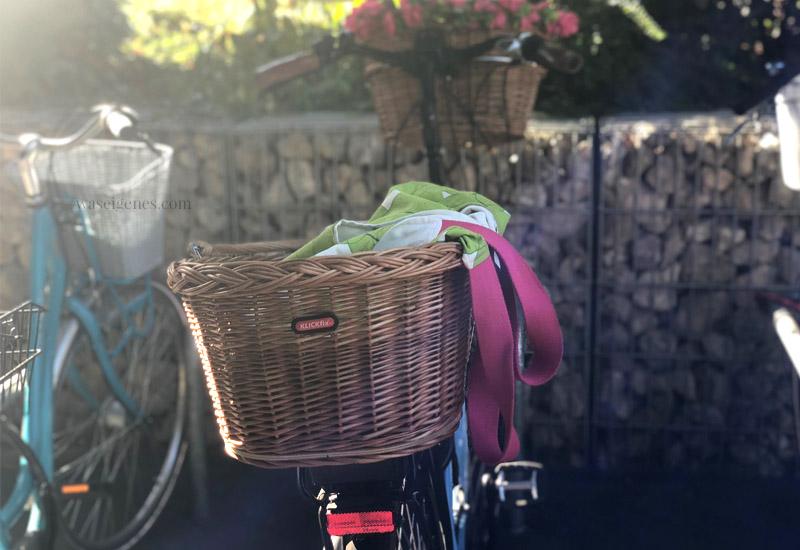 12 von 12 im Oktober 2018 | Mein Tag in Bildern | waseigenes.com Fahrrad