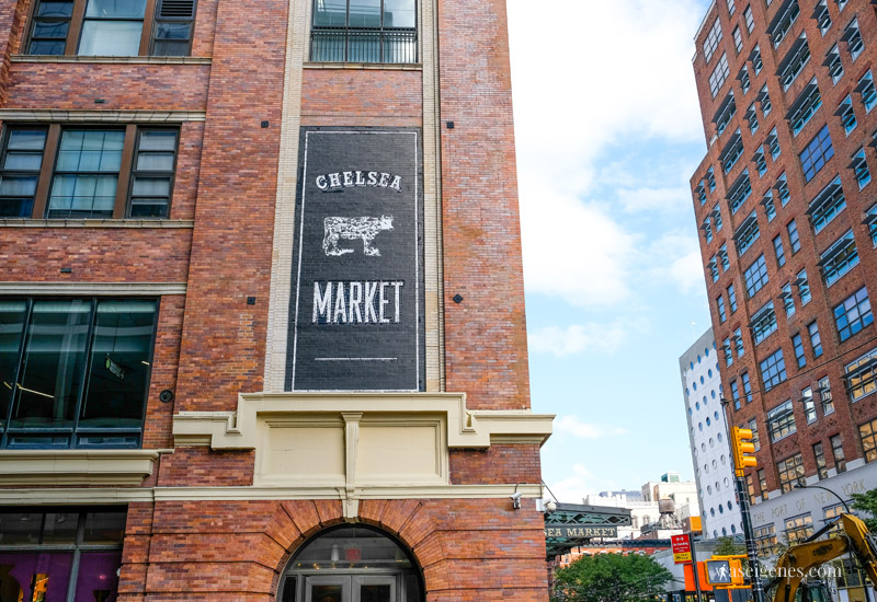 Travel New York City: Chelsea Market, waseigenes.com #highline #newyork #meatpackingdistrict #chelseamarket