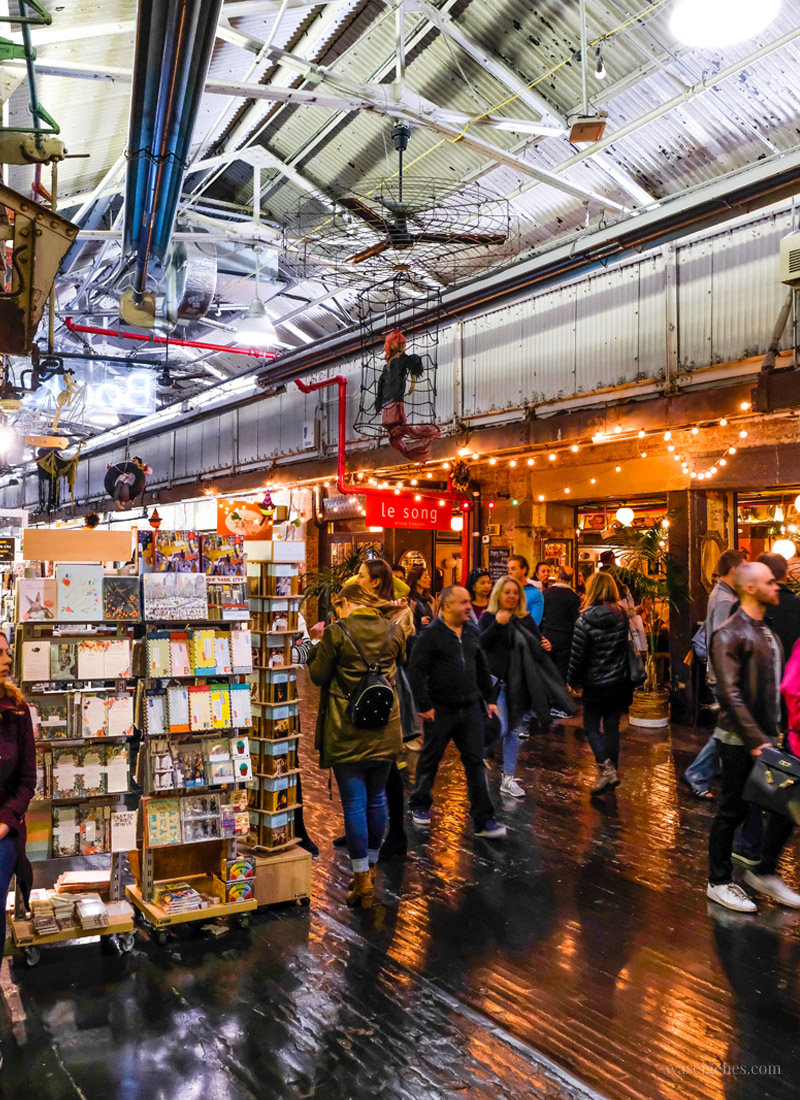 Travel New York City: Chelsea Market, waseigenes.com #newyork #meatpackingdistrict #chelseamarket