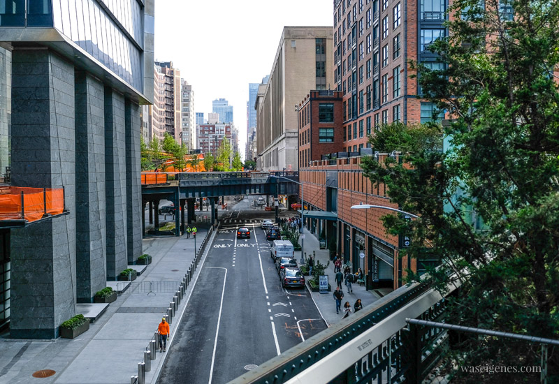 Travel New York City: Ein Spaziergang durch, bzw. über den High Line Park, waseigenes.com #highline #newyork