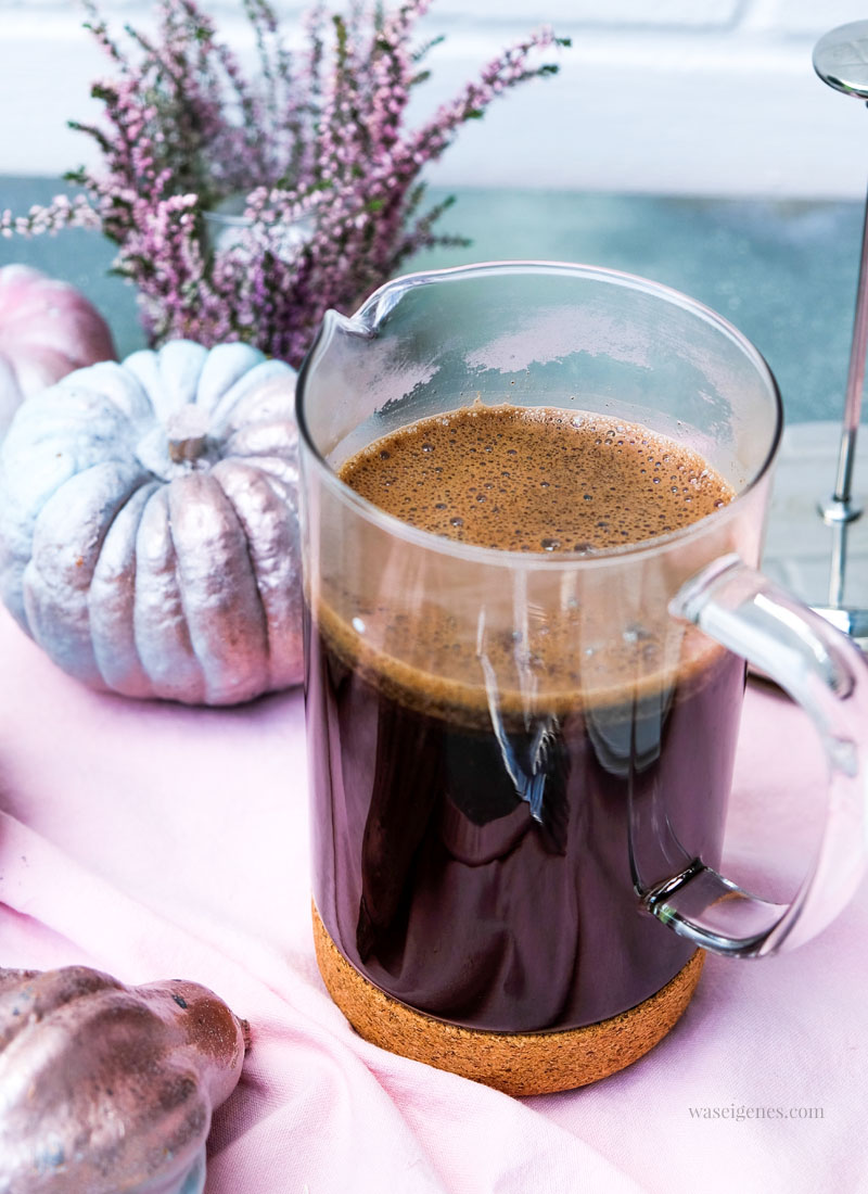 Kaffee | French Press Kaffeezubereitung | waseigenes.com
