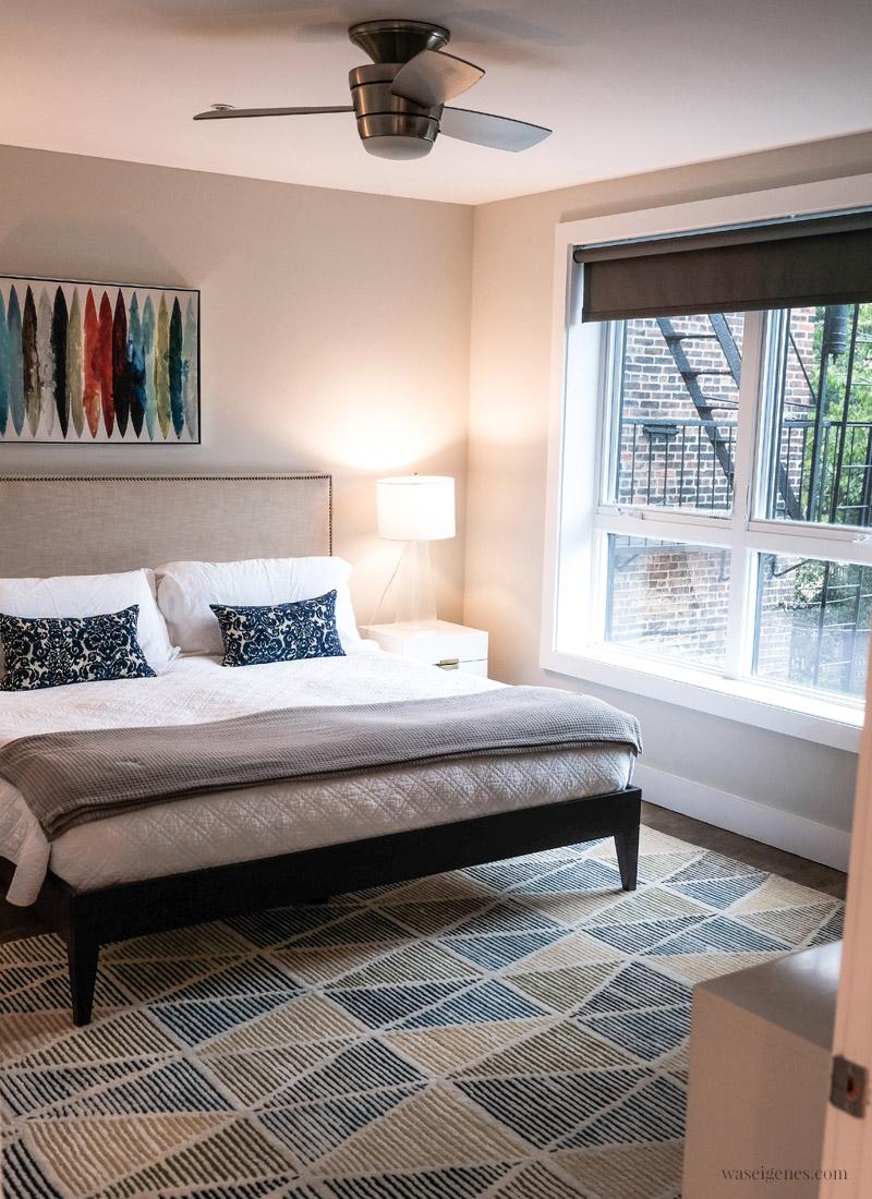 Airbnb Apartment Jersey City, 1st Street | Städtetrip New York, Manhattan, Übernachten in Jersey City, waseigenes.com