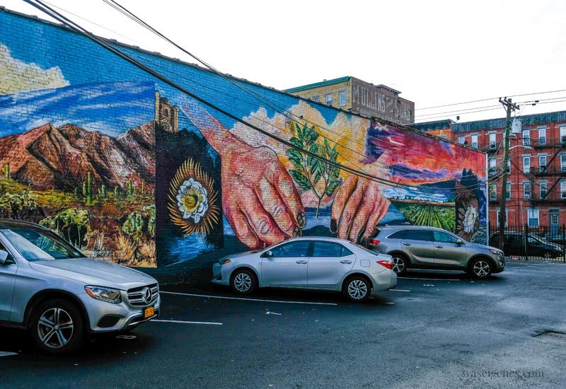 New Jersey - Jersey City, Street Art Murals (Städtereise New York Manhattan) waseigenes.com