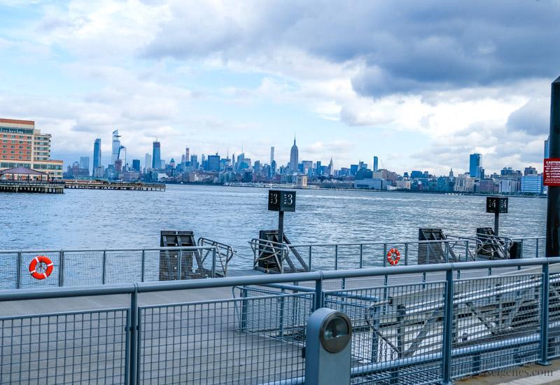 New Jersey, Jersey City, Exchange Place, Manhattan Skyline, NY Waterway, waseigenes.com
