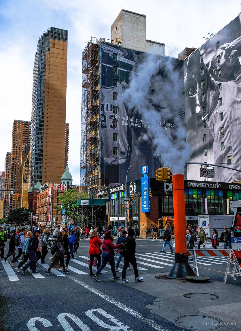 Travel New York City, Manhattan, Sightseeing, Städtereise, waseigenes.com