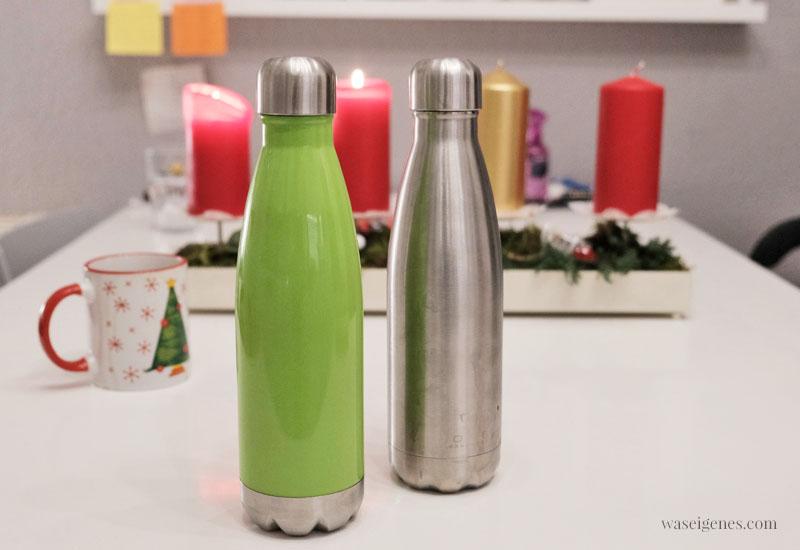 12 von 12 im Dezember 2018 | Mein Tag in Bildern | waseigenes.com #12von12 #meinTaginBildern #waseigenes Trinkflaschen