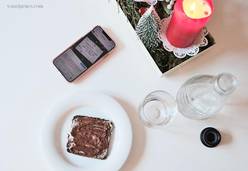 12 von 12 im Dezember 2018 | Mein Tag in Bildern | waseigenes.com #12von12 #meinTaginBildern #waseigenes Brot
