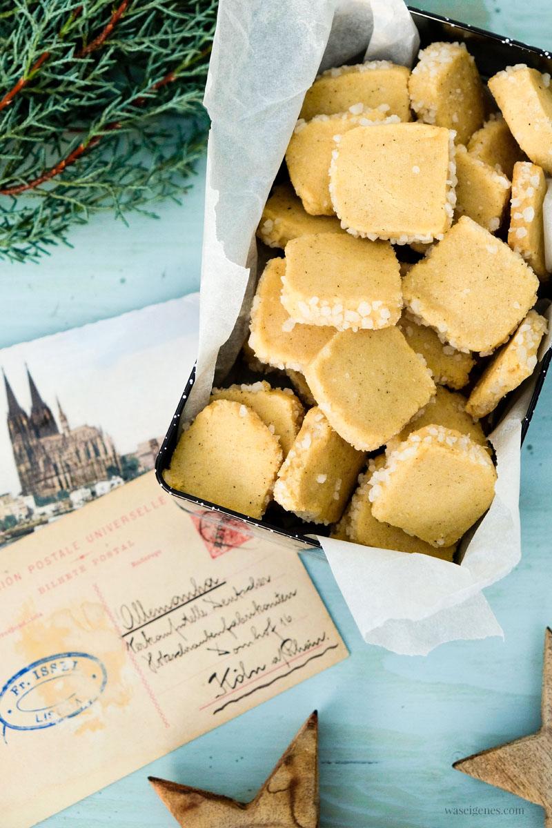Weihnachtsplätzchen Klassiker: Heidesand | waseigenes.com