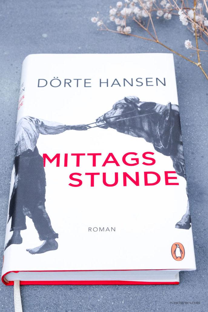 Buchtipp: Mittagsstunde von Dörte Hansen, waseigenes.com