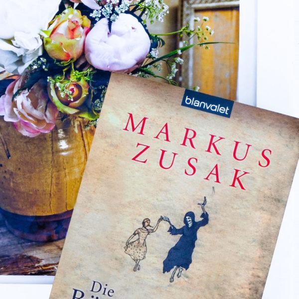 Buchtipp: Die Bücherdiebin von Markus Zusak | waseigenes.com