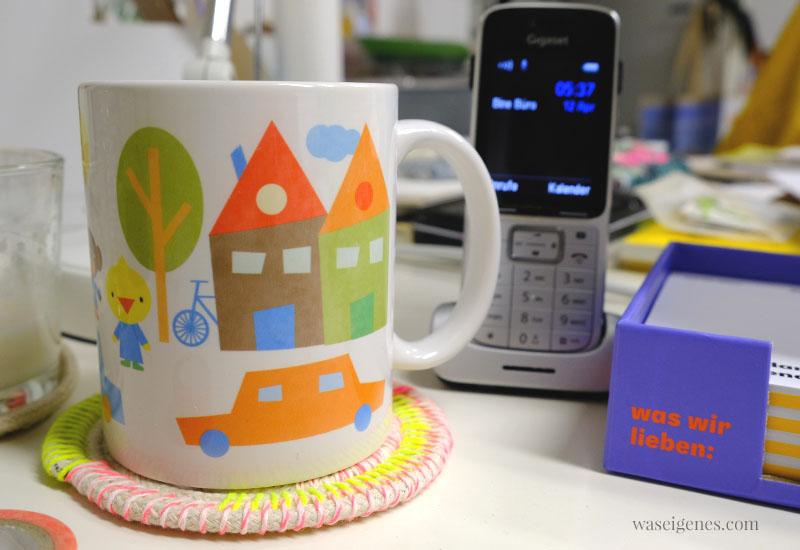 12 von 12 im April 2019 | Mein Tag in Bildern | waseigenes.com | Kaffeetasse