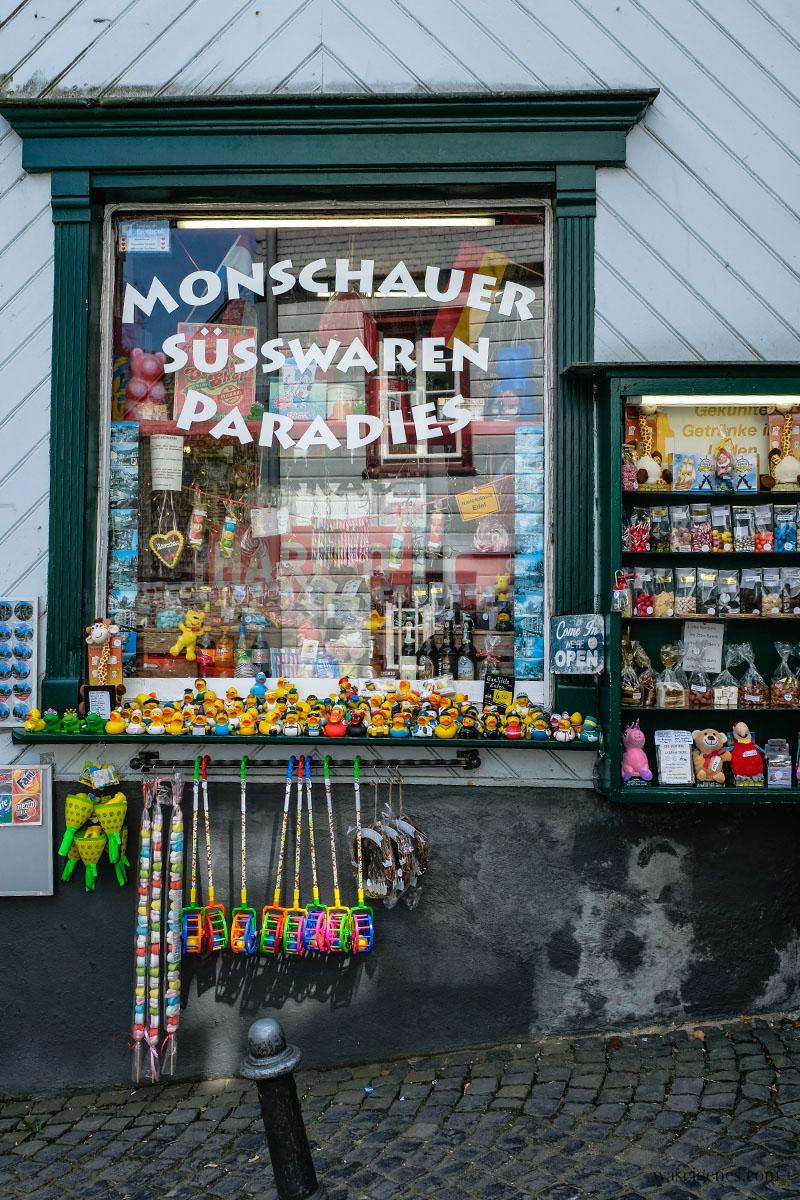 Eifelstädtchen Monschau, Stadtregion Aachen, NRW, Ausflugstipp, waseigenes.com