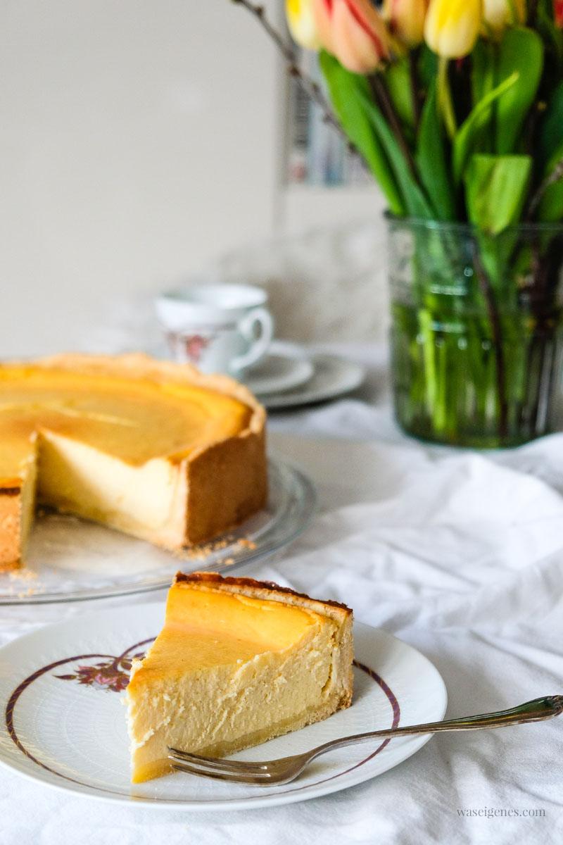 Rezept: Mein perfektes Käsekuchen Rezept, waseigenes.com #Käsekuchen