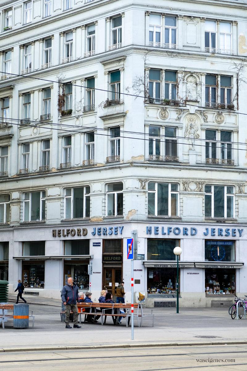 Sightseeing Wochenende: Wien | waseigenes.com | Schwedenplatz