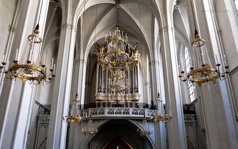 Sightseeing Wochenende: Wien | waseigenes.com | Augustiner Kirche